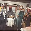 1995: Michael Oberhofer, Stefan Leipfinger, Ernst Bartmann und Bernhard Holzner